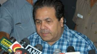 Shukla: Green Park to be used only for Test cricket