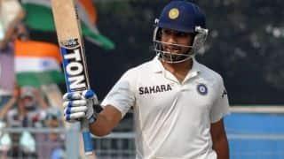 'अपनी फॉर्म को टेस्ट क्रिकेट में बरकरार रखें रोहित शर्मा'