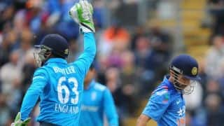 India vs England, 3rd ODI at Trent Bridge: Steven Finn snares Ajinkya Rahane