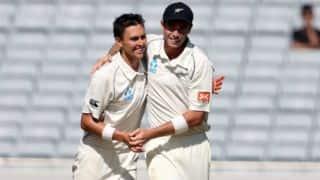 NZ bowlers shine as SA end Day 1 at 236/8