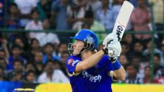 Rajasthan Royals on course to victory against Royal Challengers Bangalore