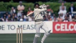 Magic Moments of Indian tours to England Part 12 of 16 — Kapil Dev launches into Eddie Hemmings for 6,6,6,6