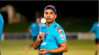 IPL 2020: Amit Mishra Completes 100 Wicket For Delhi Capitals/Daredevils, Joins Lasith Malinga Club