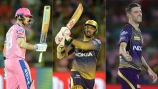 RR vs KKR, Talking Points: Contrasting debuts and lucky breaks
