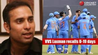 VVS Laxman: I reminisce my Under-19 days watching Indian boys in Dhaka