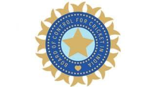 BCCI condoles demise of MV Sridhar