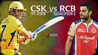 CSK vs RCB, IPL 2015 Qualifier 2 at Ranchi: Preview