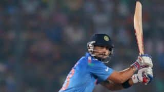 India vs Sri Lanka ICC World T20 2014 final: Virat Kohli, Yuvraj Singh guide India