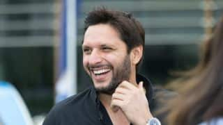 Shahid Afridi confident of Pakistan bowlers challenging Indian batsmen in ICC Champions Trophy 2017