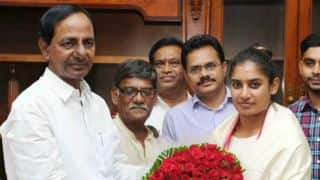 Mithali to be awarded INR 1 crore, house plot by Telangana government
