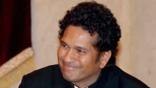 Tendulkar uses innovative way to spread his undelivered Rajya Sabha speech
