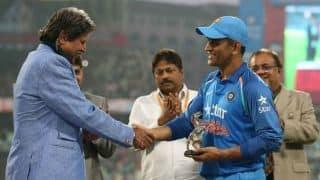 महेंद्र सिंह धोनी को टी20 विश्व कप खेलते देखना चाहते हैं कपिल देव