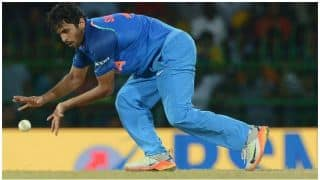 Shardul Thakur bowls second-most expensive over by an Indian bowler in T20Is