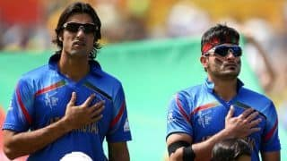 Shapoor Zadran: Wish to see international Cricket, not bomb blast in Afghanistan