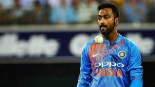 Krunal Pandya: I had to convince myself I belong here after Brisbane thrash