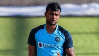 India vs Australia: T Natarajan to replace Umesh Yadav in India's Test squad ahead of Sydney Test