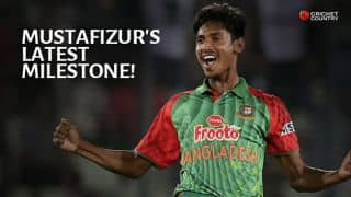 Mustafizur Rahman becomes first player to win 'Man of the Match' on both Test and ODI debuts