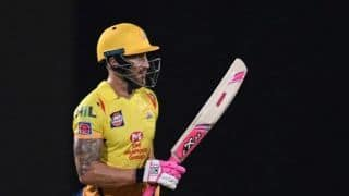 CSK have won a lot of big games, we draw confidence from that: Faf du Plessis