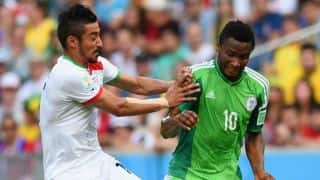 Nigeria, Iran play out first stalemate in FIFA World Cup 2014 with 0-0 draw
