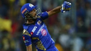 Indian T20 league: Mumbai's Krunal Pandya relives 2017 final