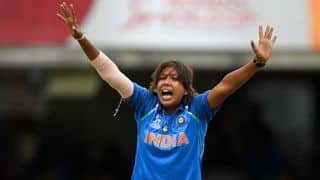 India veteran Jhulan Goswami calls time on T20I career