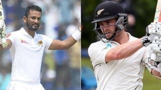 कीवी टीम को क्लीन स्वीप करने के इरादे से दूसरे टेस्ट में उतरेगा श्रीलंका