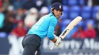 India vs England 2014, 3rd ODI at Trent Bridge: Alex Hales accelerates as England reach 50