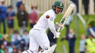 SA vs SL: Quinton de kock declared test captain of South African Cricket Team, lead team in series against Sri Lanka