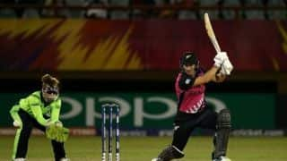 Suzie Bates becomes first cricketer to complete 3000 runs in T20I