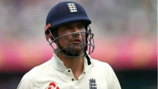 Alastair Cook: England were curious about Australia's potential ball-tampering during The Ashes