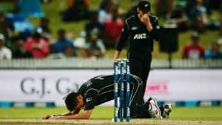 Photos: NZ vs SA, 1st ODI at Hamilton