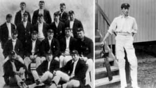 Ashes 1909: Warwick Armstrong keeps debutant Frank Woolley waiting by bowling trial balls for 19 minutes!