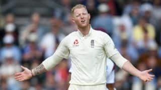 Ben Stokes charged with affray; remains suspended from international cricket