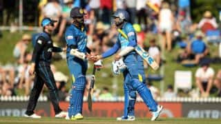 New Zealand vs Sri Lanka 2015-16, 3rd ODI at Nelson