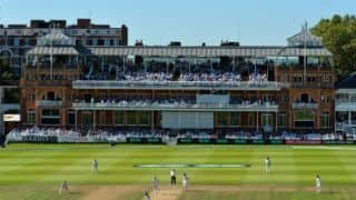Lord's stands in the forefront in cricket's battle against climatic change