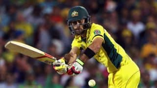 Glenn Maxwell's innings against West Indies left me speechless, says Mitchell Marsh