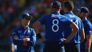 Live Cricket Score England vs Sri Lanka ICC World Cup 2015: Sri Lanka win by 9 wickets