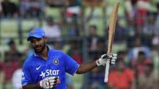 Vijay Hazare Trophy 2015-16: Delhi and Gujarat to battle out in final