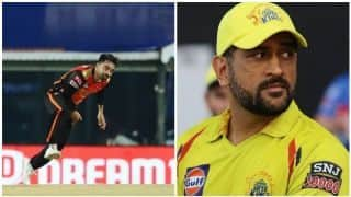 Don't Throw The Ball When It's Not Necessary - Rashid Khan Reveals MS Dhoni's Advice