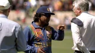 श्रीलंका के विश्व कप विजेता कप्तान राणातुंगा पर 'मैच फिक्सिंग' का आरोप