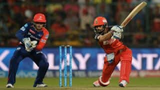 IPL 2016: Kohli, de Villiers rocket RCB to 193 for 5 against DD at Bengaluru
