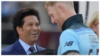 Sachin Tendulkar fans slam ICC for tweet calling Ben Stokes the greatest cricketer