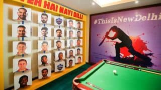 IPL 2020, Delhi Capitals: A Look At DC's Team Room In UAE Hotel