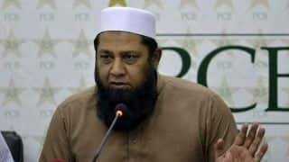Inzamam-ul-Haq to step down as Pakistan's chief selector