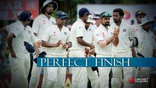 India vs Sri Lanka, 2015: Finally, India finish a Test!