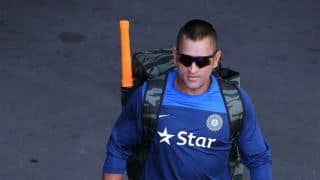 MS Dhoni to stay in CAB academy at Kalyani