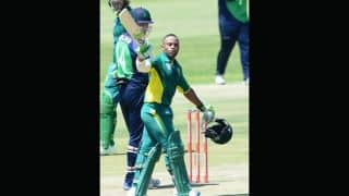 Temba Bavuma's 113 and 9 other highest scores on ODI debut