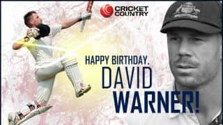 David Warner: 17 facts about the brash yet awesome Aussie cricketer