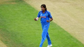 Jhulan Goswami: This is the right time to invest in women's cricket