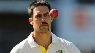 Mitchell Johnson recalls Stuart Broad's sledging during The Ashes 2009